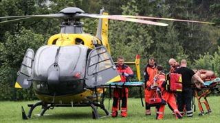 Video sét đánh khiến trên 100 người thương vong tại Ba Lan