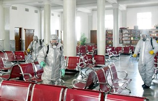 Triều Tiên triển khai xét nghiệm virus SARS-CoV-2
