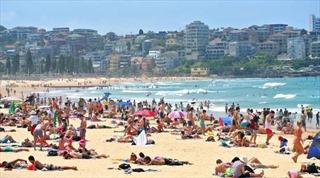 Australia đang trải qua những ngày nóng nhất trong 80 năm