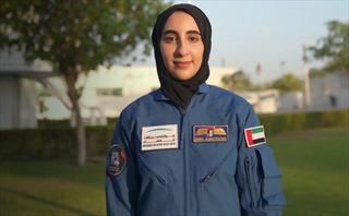Nữ phi hành gia đầu tiên của thế giới Arab