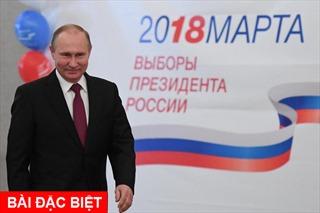 Vladimir Putin – vị tổng thống vĩ đại của nước Nga