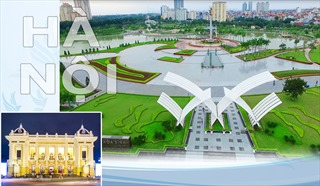 20 năm vun đắp Thành phố hòa bình, Thủ đô sáng tạo