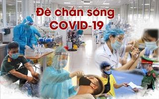 'Đê chắn sóng' COVID-19
