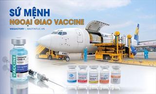 Sứ mệnh ngoại giao vaccine