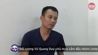 Bắt  3 đối tượng gây ra hàng loạt vụ cướp tài sản tại Quảng Ninh