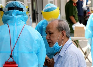 Thêm một bệnh nhân COVID-19 tử vong, một số bệnh nhân nguy cơ tử vong cao