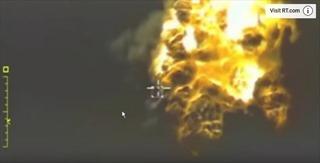 Thổ Nhĩ Kỳ đề nghị chia lửa, chiến đấu cơ Nga ào ạt không kích phiến quân Syria