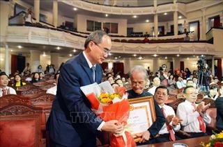 TP Hồ Chí Minh biểu dương gương tiêu biểu trong học tập và làm theo Bác