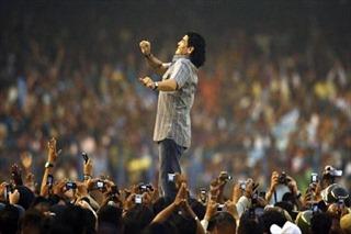 Argentina tổ chức quốc tang huyền thoại bóng đá Diego Maradona