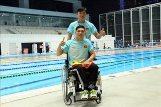 Asian Para Games 2018: Võ Thanh Tùng giành HCB 50m bơi tự do