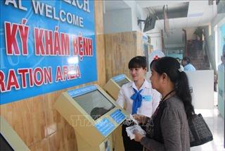 BHXH Việt Nam hỗ trợ người dân thực hiện khai báo y tế điện tử