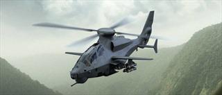 Quân đội Mỹ ra mắt siêu trực thăng tàng hình