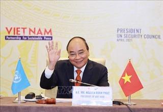 Việt Nam với HĐBA LHQ: Dấu ấn và thông điệp của Việt Nam trên trường quốc tế