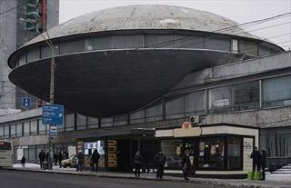 Độc lạ các công trình có kiến trúc như trong phim viễn tưởng từ thời Liên Xô
