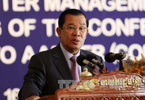 Campuchia trang bị xe bọc thép cho lực lượng gìn giữ hòa bình ở Mali