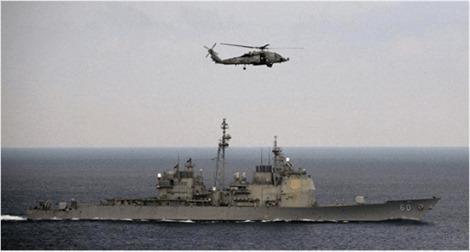 Ấn Độ tập trận hải quân qui mô lớn nhất từ trước tới nay với Singapore