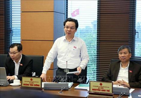 Kỳ họp thứ 7, Quốc hội khóa XIV: Cơ cấu lại nền kinh tế, đổi mới mô hình tăng trưởng