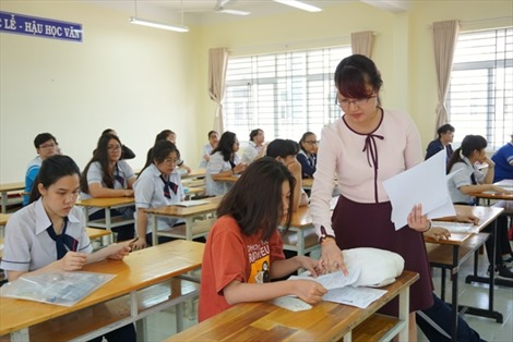 Kỳ thi THPT quốc gia 2019: Có học sinh đăng ký tới 20 nguyện vọng
