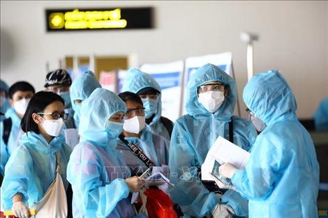 Việt Nam ghi nhận 1.180 ca mắc COVID-19