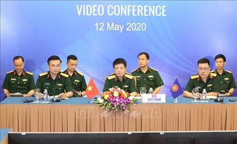 Thúc đẩy hợp tác quốc phòng ASEAN trong ứng phó dịch bệnh