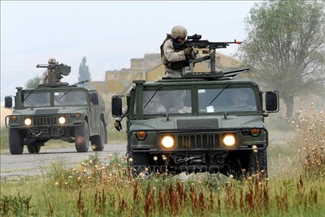 Quân đội Mỹ thông báo thời điểm nối lại các cuộc tập trận tại châu Âu