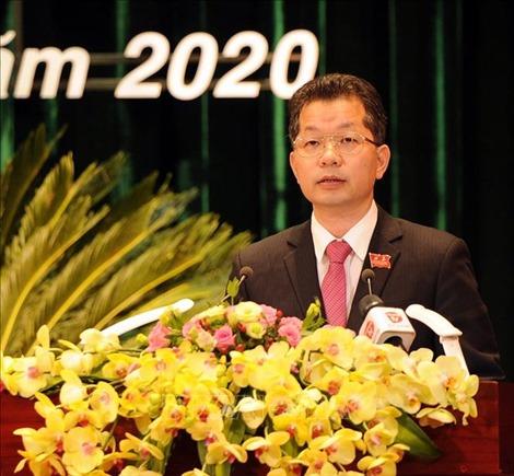 Tân Bí thư Thành ủy Đà Nẵng Nguyễn Văn Quảng