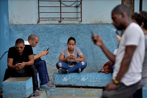 Hơn nửa dân số toàn cầu sử dụng mạng Internet