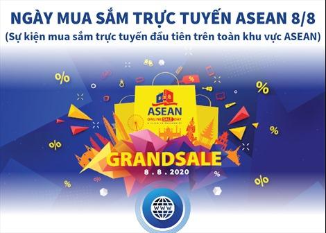 Sự kiện mua sắm trực tuyến đầu tiên trên toàn khu vực ASEAN
