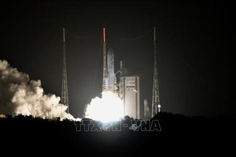 EU và Nhật Bản phối hợp phóng tàu thăm dò sao Thủy