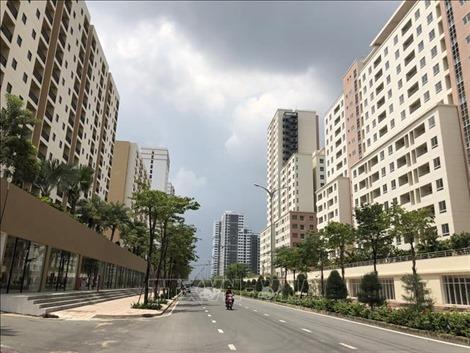 Chương trình 12.500 căn hộ tái định cư Khu đô thị mới Thủ Thiêm vẫn dang dở