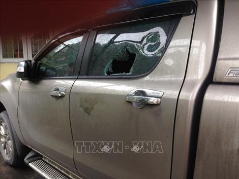 Đập vỡ kính 9 ô tô để trộm cắp tài sản