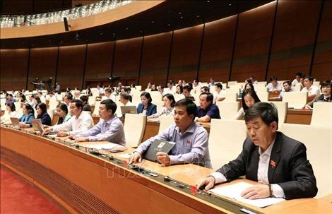 Kỳ họp thứ 6, Quốc hội khóa XIV: Thông qua Luật Bảo vệ bí mật nhà nước