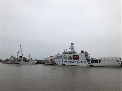 Kinh phí và cơ sở vật chất bảo đảm cho Cảnh sát biển Việt Nam