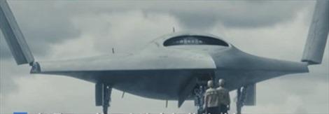 Máy bay không người lái thiết kế lạ của Trung Quốc gây chú ý