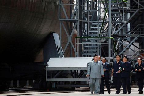 Chuyên gia nhận định Triều Tiên lựa chọn tàu ngầm và SLBM để tăng cường răn đe hạt nhân