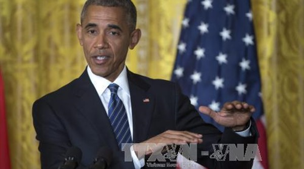 Tổng thống Mỹ coi TPP là vũ khí chống Trung Quốc