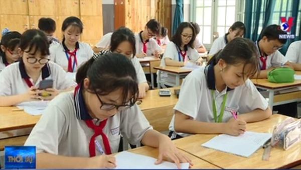 Không đỗ vào lớp 10 công lập vẫn có chỗ học