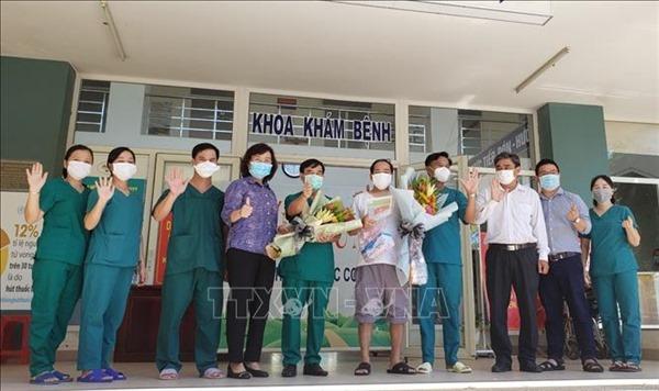 Đến chiều 25/9, đã có 999/1069 bệnh nhân COVID-19 được điều trị khỏi
