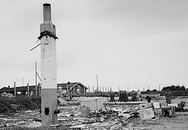 Câu chuyện hãi hùng về trại tập trung của phát xít Đức tại hòn đảo thuộc Anh