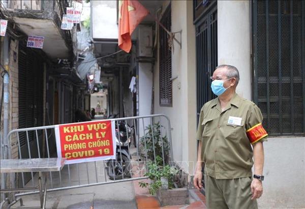 Sáng 11/5, Việt Nam có thêm 28 ca mắc mới COVID-19 đều trong khu vực phong toả