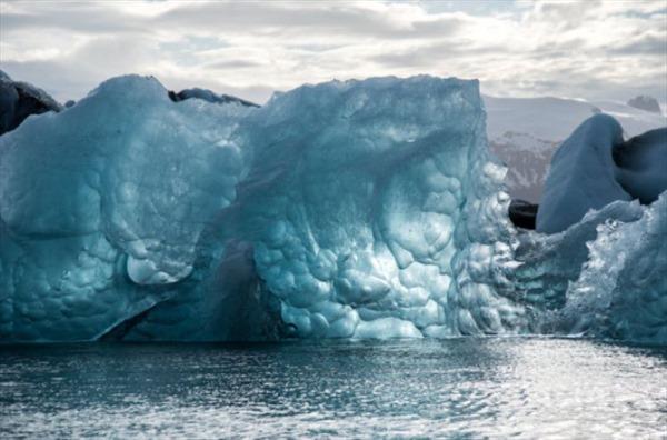 Thời tiết cực đoan đóng băng bờ biển cực Nam