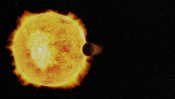 Phát hiện hành tinh 'hỏa ngục' ở sa mạc Hải Vương Tinh