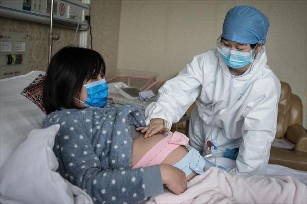 Cảnh báo gia tăng tỷ lệ thai phụ mắc COVID-19