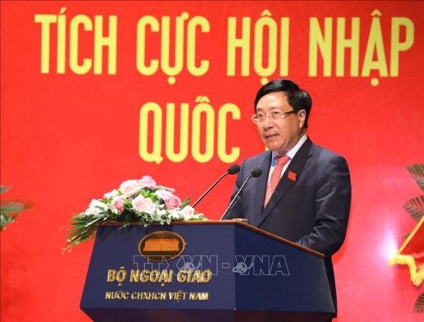 Phát huy vai trò lãnh đạo của Đảng trong triển khai hiệu quả nhiệm vụ của ngành Ngoại giao