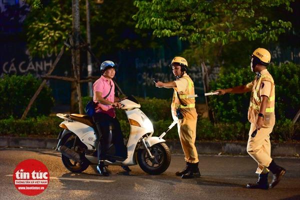 Sắp tới, chỉ có 4 trường hợp Cảnh sát giao thông được dừng xe kiểm soát