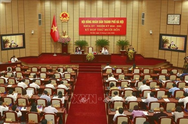 Kỳ họp thứ 15 HĐND thành phố Hà Nội dự kiến thông qua 2 nghị quyết về nhân sự