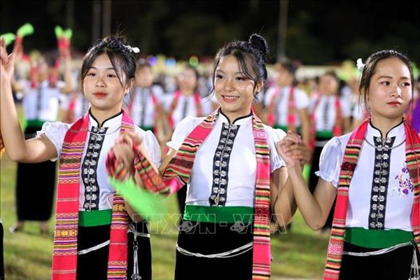 Khai mạc Lễ hội Văn hóa, Du lịch Mường Lò 2020