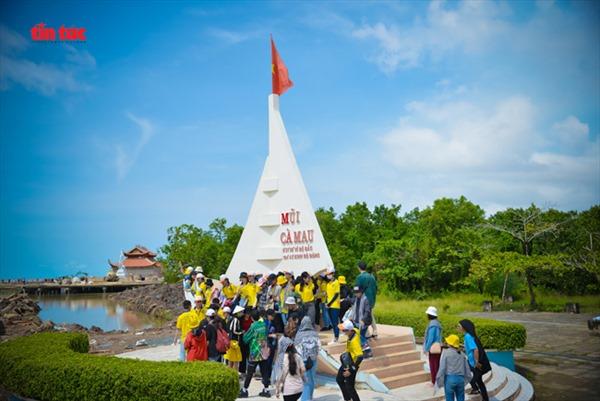 Phát triển bền vững du lịch Cà Mau - Bài 1: Dấu ấn trên bản đồ du lịch Việt Nam