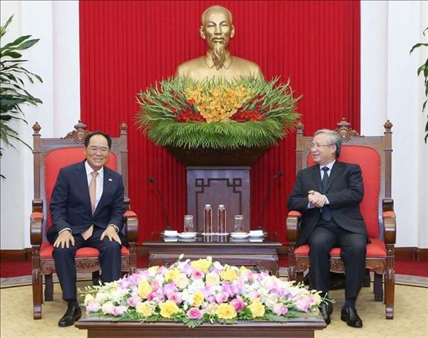 Việt Nam- Hàn Quốc thúc đẩy quan hệ song phương trong tình hình mới