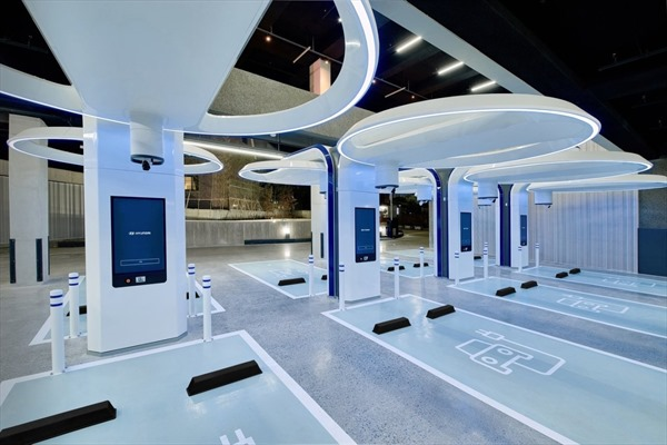 Hyundai mở trạm sạc siêu nhanh cho xe điện tại Seoul
